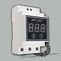 Терморегулятор ИРТ-250Т с таймером и датчиком до 250°C на ток 40А